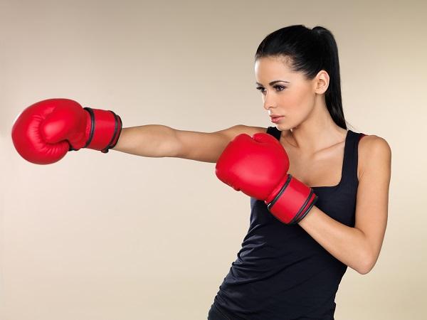 Женский бокс: для похудения, здоровья и самозащиты