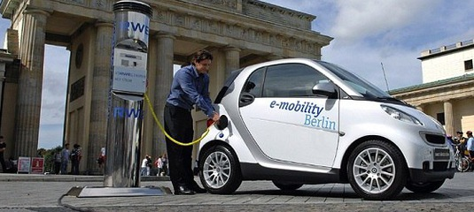 Графеновые батареи будут способствовать популяризации электромобилей