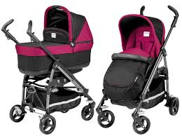 Преимущества колясок для детей 2 в 1