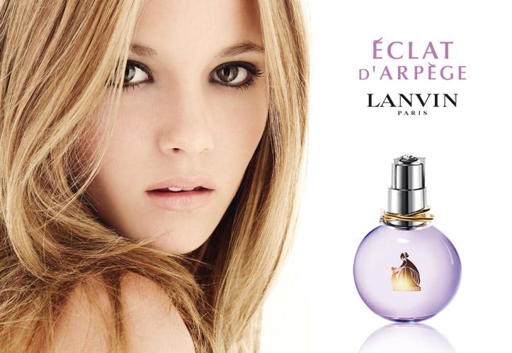 Выбор брендовой продукции в парфюмерии