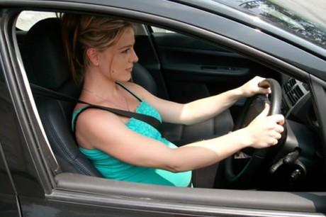 Вождение во время беременности