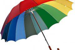 Зонт — аксессуар на все времена