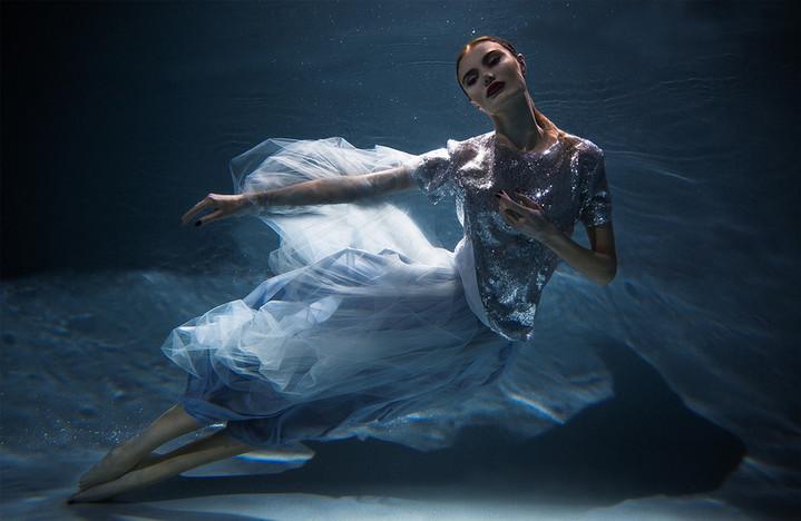 Бренд Yulia Prokhorova Beloe Zoloto представил новогоднюю рекламную кампанию