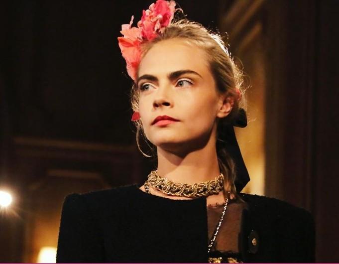 В Париже состоялся ежегодный показ Chanel's Metiers d'Arts