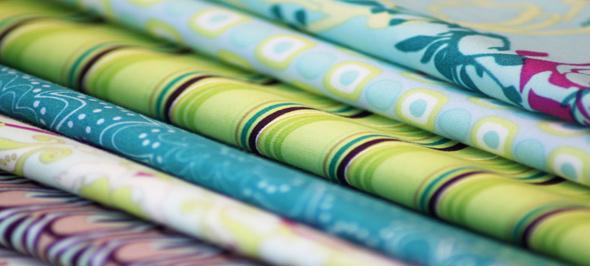Выбрать ткани на диване