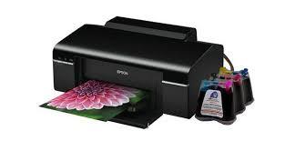 Принтер. Характеристика сублимированного принтера