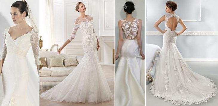Выбор свадебного платья в 2017 году