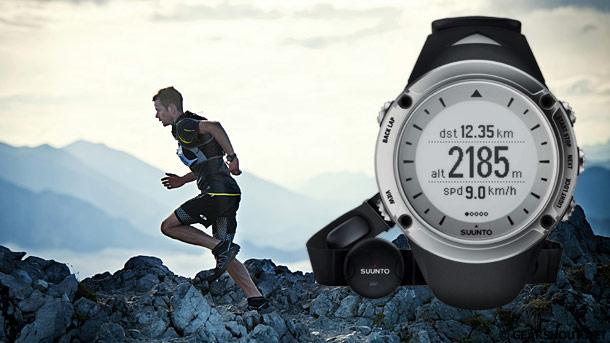 Новомодные часы для спортивного времяпрепровождения