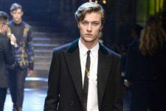Звездные наследники в роли моделей на грандиозном шоу Dolce&Gabbana