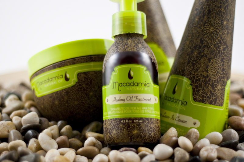 Преимущества косметических средств марки «Macadamia»