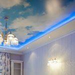 Лучшие решения для отделки потолка. Обзор вариантов
