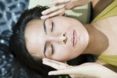 Гимнастика для лица: как привести кожу в тонус