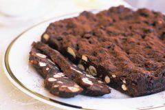 Рецепт рождественского пирога «Панфорте»