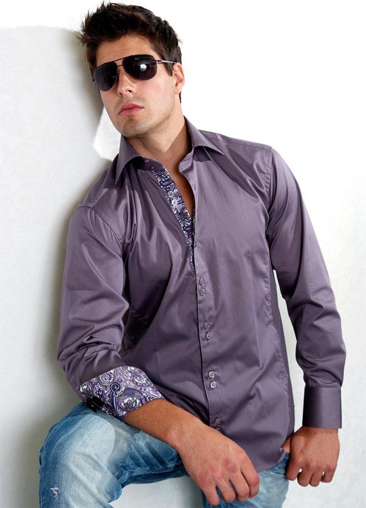 Стильные рубашки для мужчин