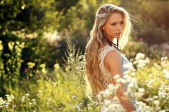 8 простых рецептов женской красоты