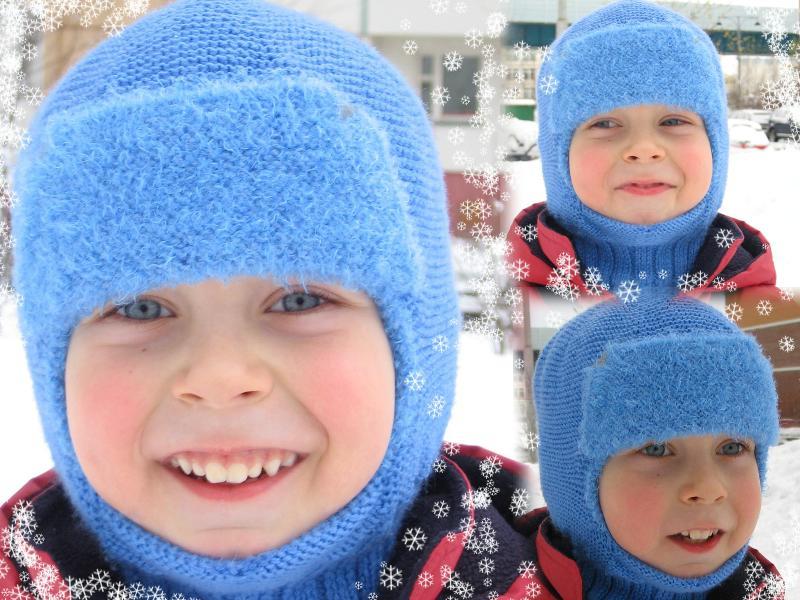 Шапка-шлем: отличный вариант для ребенка на сезон осень-зима