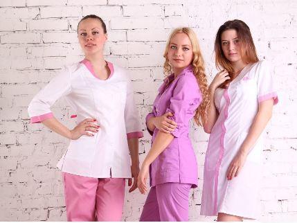 Качественная медицинская одежда – неотъемлемая составляющая образа врача