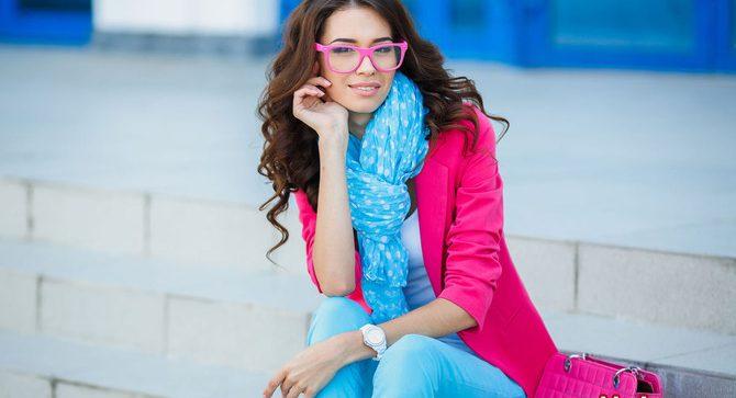 Стильные шарфы зима-весна 2017