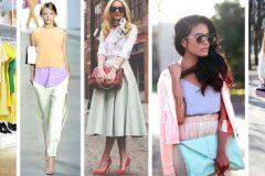Правила ношения яркой одежды