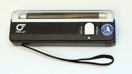 Оптимальное решение для проверки подлинности денег — детектор банкнот pro 4p.