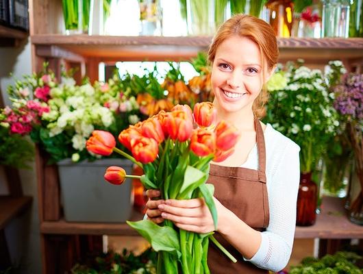Служба доставки цветов в Кировограде поможет сделать праздник незабываемым