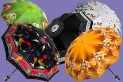 Зонт — важная часть модного образа
