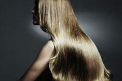 Кератиновое выпрямление волос: особенности процедуры
