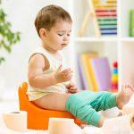 Как верно приучить малыша к горшку