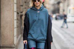 Как носить одежду в спортивном стиле