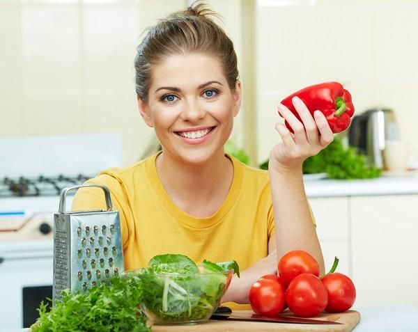 Как эффективно похудеть на цветной диете