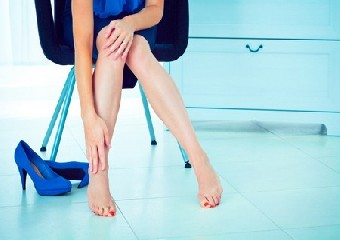 Если вы весь день на ногах: 5 упражнений, которые помогут снизить напряжение