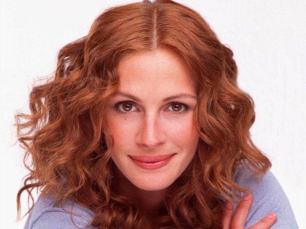 Джулию Робертс назвали самой красивой женщиной в мире