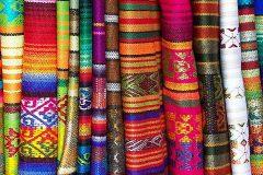 Качество и разнообразие тканей интернет-магазина «Махаон»