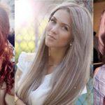 Модные цвета волос 2017