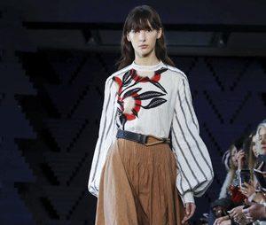 Неделя моды в Лондоне: Roksanda весна-лето 2018