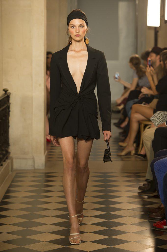 Jacquemus открыл неделю моды в Париже