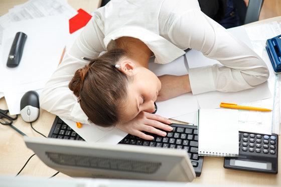 Прочь от усталости за 7 шагов