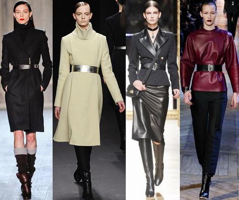 Модные пояса