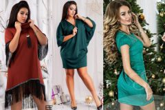 «Самая модная»: платья и блузки