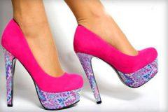 Модные женские туфли с высоким каблуком — какие же выбрать?