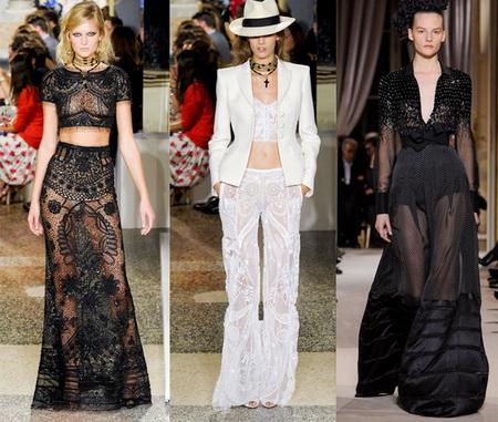 В чем прелесть и опасность прозрачной одежды
