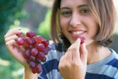 Виноградную диету признали самой эффективной