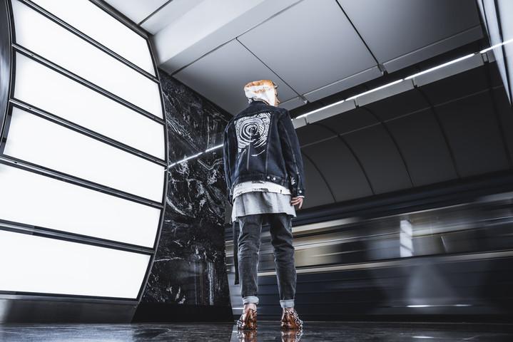 Художник Покрас Лампас преобразил классическую куртку Levi's и это очень круто