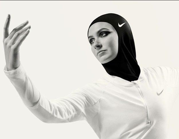 Nike выпустил первый спортивный хиджаб