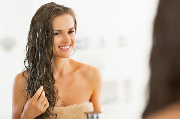 7 фантастических домашних средств для блестящих волос