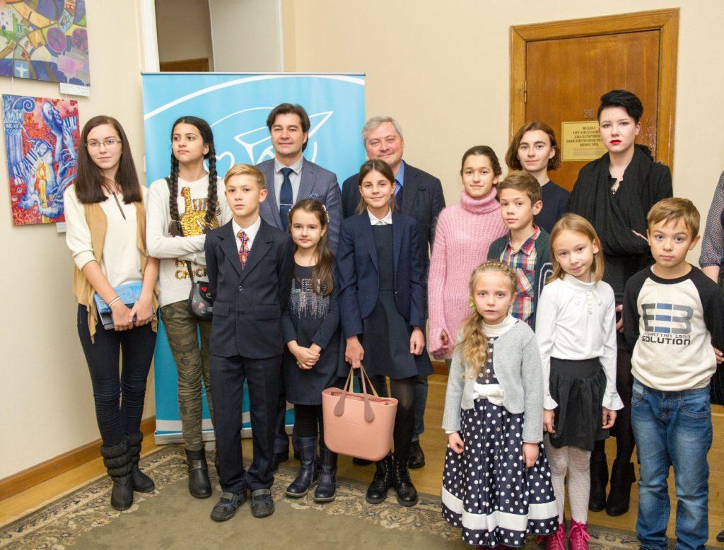 Особенности работы Благотворительного фонда Янковского