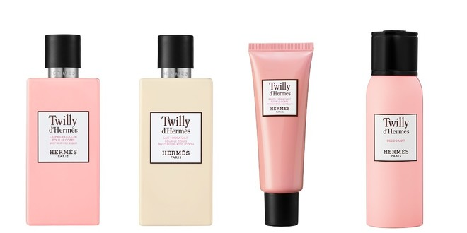 В стиле Twilly: Hermès представили банную линию Twilly d'Hermès le Bain