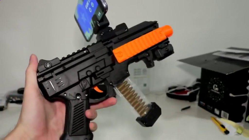 Покупаем автомат ar game gun