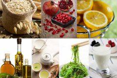 7 продуктов для красоты кожи. Применяем внутренне и наружно