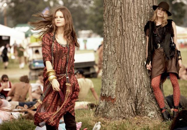 Как одеться на музыкальный фестиваль: главные тренды